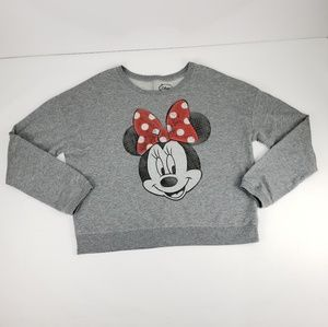 Disney Jrs Minnie Mouse Light pullover Sweater